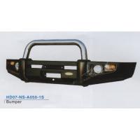 Бампер передний усиленный  металлический SUZUKI JIMNY 07-11г.