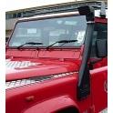 Шноркель Defender 200 series (S500A) Land Rover Defender Puma 1990 to 3/1994 TDI turbo intercooled 2.5 litre Diesel, LLDPE