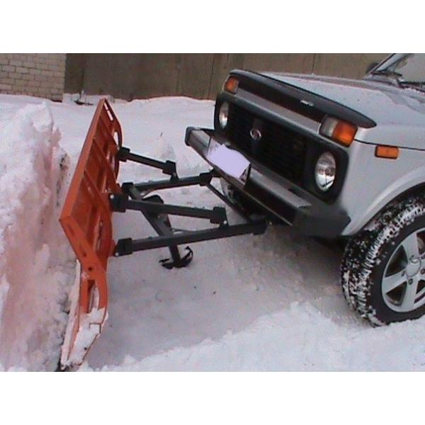Насадки на бензокосы для уборки снега