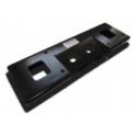 Площадка для установки лебёдки в универсальные бампера РИФ RIF469-30000