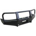 Бампер передний усиленный РИФ УАЗ Патриот RIF060-10300