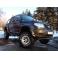 Расширители колёсных арок УАЗ Патриот пикап (с накладками на передний бампера) дорестайлинг