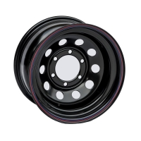 Диск Тойота / Ниссан / Митсубиси стальной черный 6x139,7 7xR15 d110 ET-0