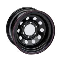Диск Тойота / Ниссан / Митсубиси стальной черный 6x139,7 7xR15 d110 ET-15
