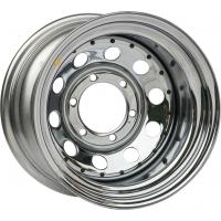 Диск Тойота / Ниссан / Митсубиси стальной хромированный 6x139,7 8xR15 d110 ET-19
