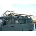 Экспедиционный багажник УАЗ Буханка