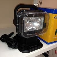 Фара-искатель дальнего света на радиоуправлении РИФ 185x190x175 мм 55W LED