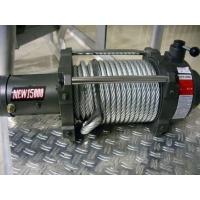 Лебедка Runva 15000 12V 6804кг (индустриальная)