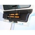 Топор с лопатой в багажник для Lada 4х4