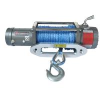 Лебедка Runva 9500 12V 4350 кг (кевлар)