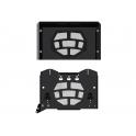 Вынос радиатора (черный) для CFMOTO Z10 Z8