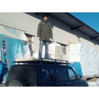 Багажник экспедиционный на УАЗ Патриот