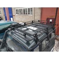 Багажник экспедиционный на УАЗ Хантер с сеткой