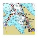 Карта для навигатора Garmin, Lowrance, Navitel