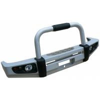 Бампер передний усиленный алюминиевый NISSAN SAFARI/PATROL Y60 92-97г.