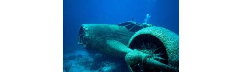Услуги по подъему и поиску затонувших объектов