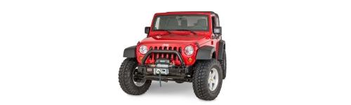 Силовые бампера Jeep