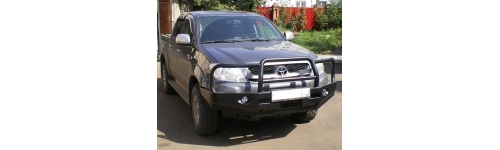 Силовые бампера Toyota Hilux 2005-2014