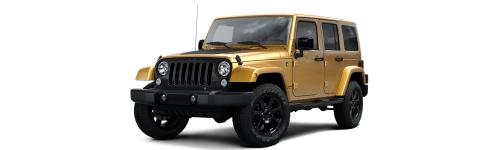 Диски стальные Jeep Wrangler