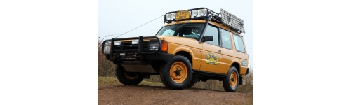 Диски стальные Land Rover Discovery I