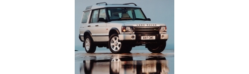 Диски стальные Land Rover Discovery II