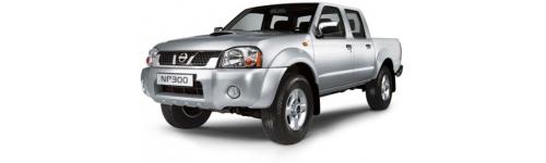 Диски стальные Nissan NP300