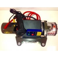 Лебедка Electric winch EW6000