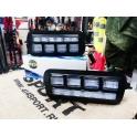 Светодиодные подфарники с дневныи ходовыми огнями НИВА 2121