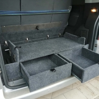 "Органайзер ""Экспедиция"" для Volkswagen Multivan (T5)"